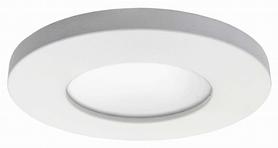 Lagos oczko podtynkowe okrągłe białe IP20 Light Prestige