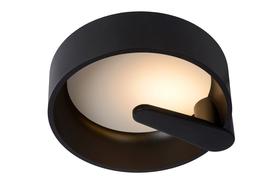 MIAMI - Wpuszczana lampa sufitowa -30 cm - LED Wym. - 1x12W 3000K - czarny