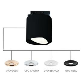 Reflektor szynowy Neo nero czarny trak mobile - Orlicki Design tuba 16W IP20
