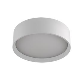 Lampa sufitowa Hudson plafon biały okrągły Light Prestige LED 24W